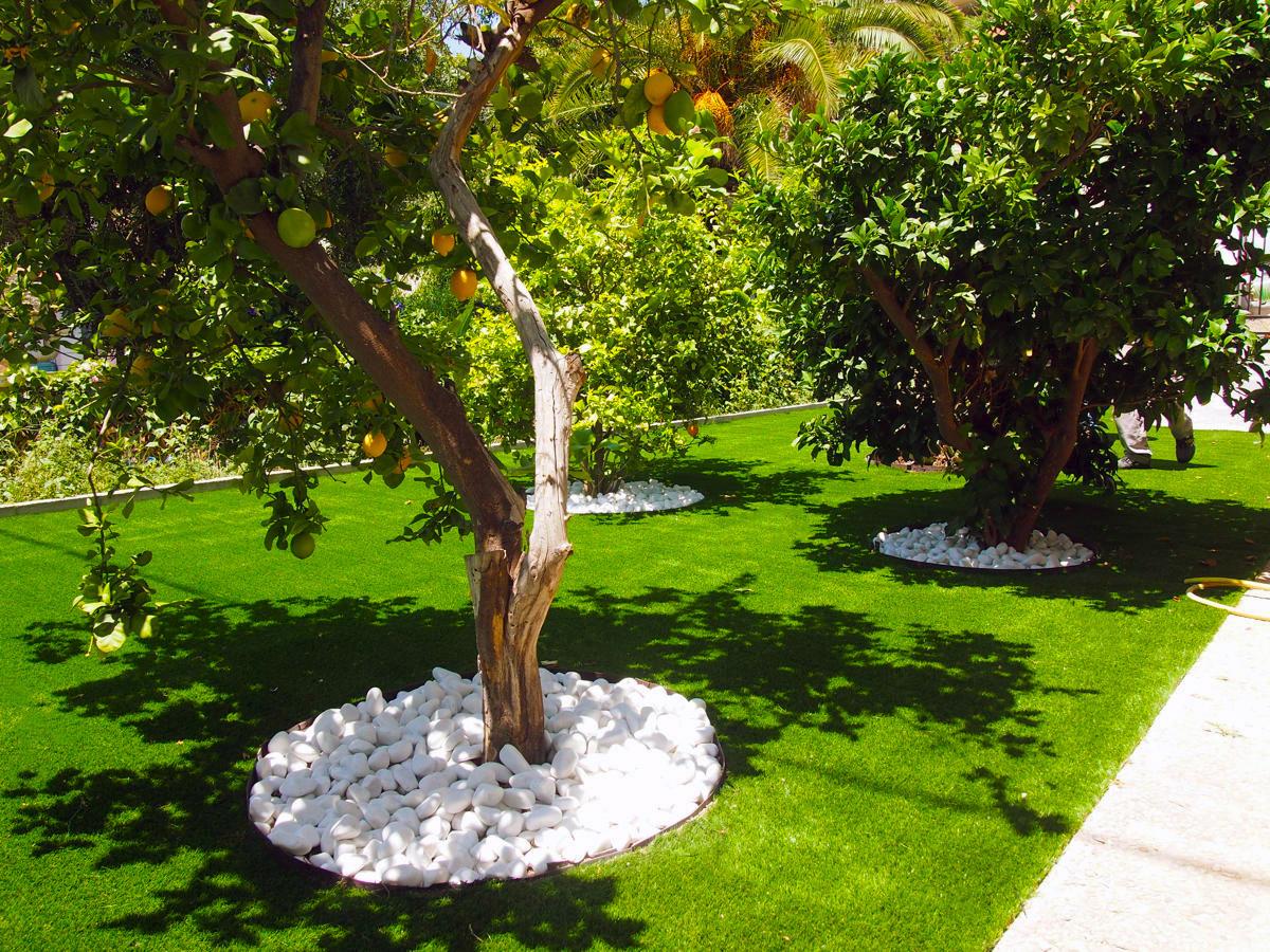 Ideas para Jardín con Césped Artificial